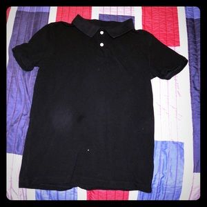 OLD NAVY Casual Button Tee